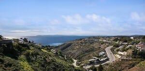 Hillside Laguna Laguna Beach California